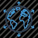 communication, global business, global solution, international, internet marketing, network, social media icon