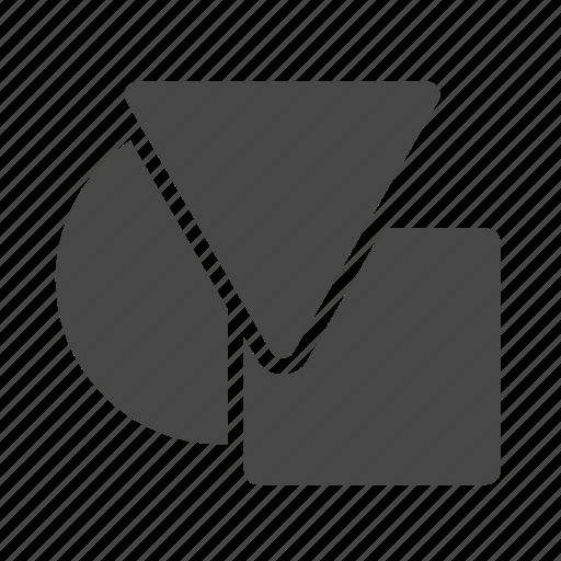 form, geometry, image icon