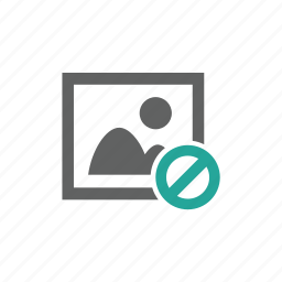 error, image, picture, prohibit, warning icon