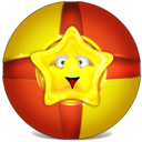 ball, toy icon