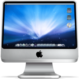 apple, computer, imac, mac, monitor, screen icon
