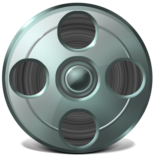 film, film roll, imovies icon