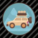 arctic, exploration, vehicle