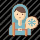 arctic, explorer, male