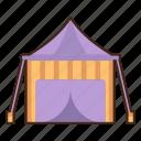 desert, tent, camping