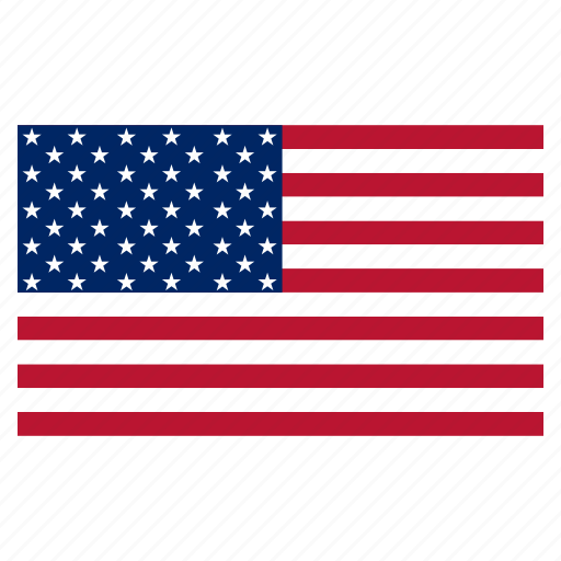 america, american, country, flag, nation, usa icon