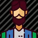 avatar, india, man, tradition