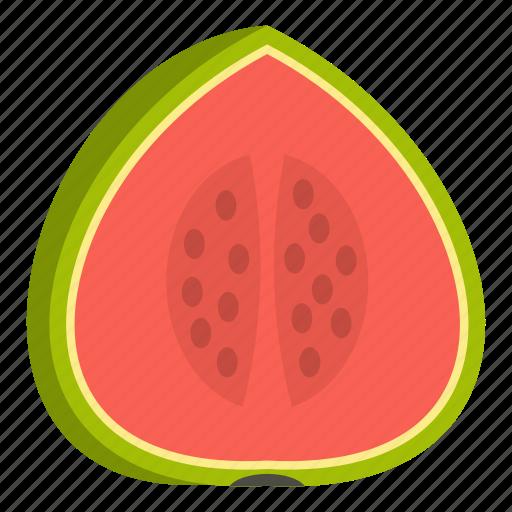 big, dessert, diet, food, fresh, seed, watermelon icon
