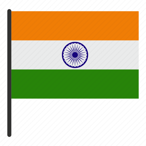 asia, asian, chakra, country, culture, indian, indian flag icon