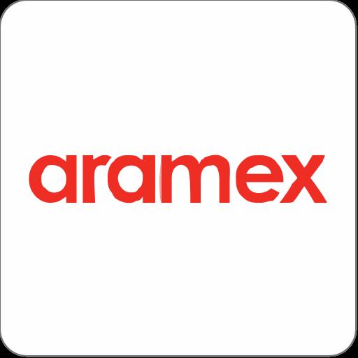 aramex, courier, ecommerce, india, logistics, shipping icon