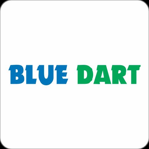 bluedart, courier, ecommerce, india, logistics, shipping icon