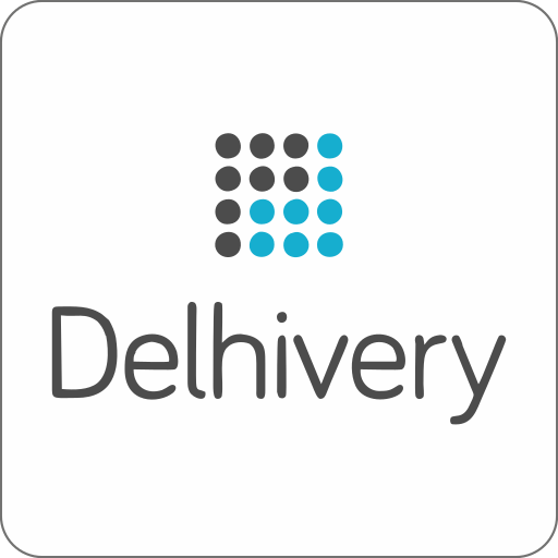 courier, delhivery, ecommerce, india, logistics, shipping icon