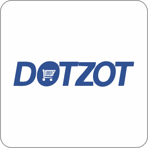 courier, dotzot, ecommerce, india, shipping icon