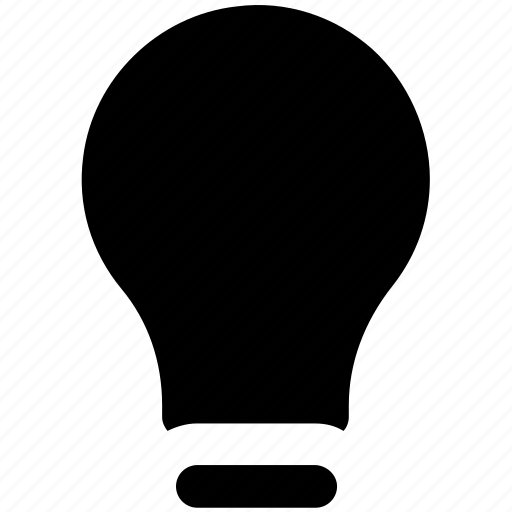 bulb, electric light, flash bulb, incandescent lamp, light bulb icon