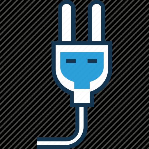 electrical plug, electricity, plug, plug connector icon