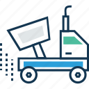 concrete dump truck, construction, dump truck, transport, truck, vehicle icon