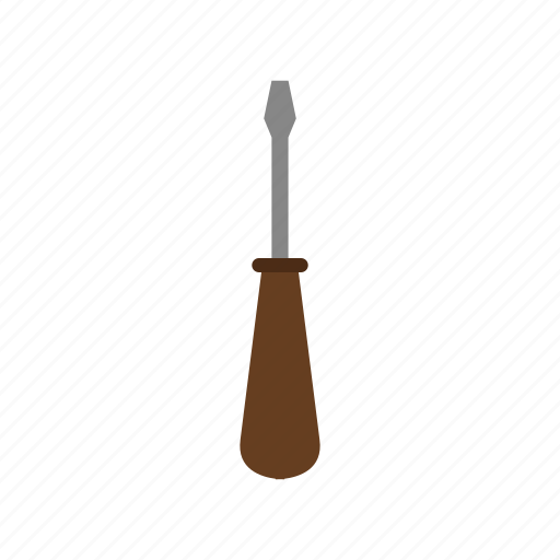 building, construction, industry, job, screwdriver, work icon