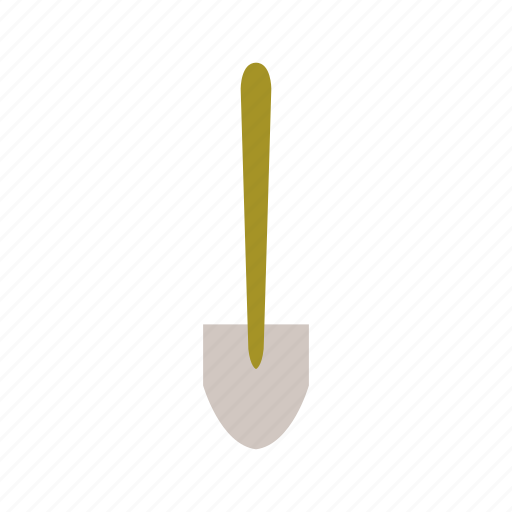 Building, construction, industry, job, shovel, tool, work icon - Download on Iconfinder