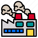 engineer, factory, industrial, industry, production, technology icon