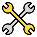 engineer, factory, gas, industrial, oil, technology, tool icon