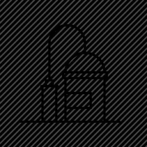 chemical, container, liquid, oil icon