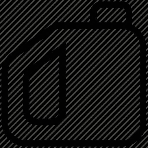 big bottle, bottle, chemical gallon, gallon, water bottle icon
