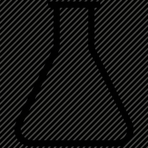 amperes tube, diode tube, flask, laboratory, test tube, testing tube, tube holder, volumetric flask icon