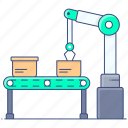 conveyor, belt, production conveyor, conveyor belt, transporter belt, cargo belt