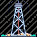 drilling, rig, oil rig, offshore platform, oil platform, drilling rig, drilling platform