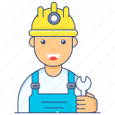 engineer, labourer, worker, labor, operator