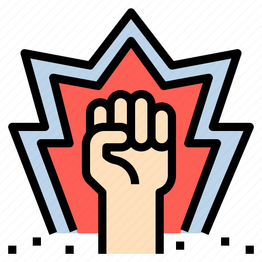 authority, brave, charge, ecology, energy, fight, power icon