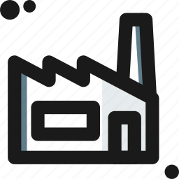 ecology, edifiation, factory, industrial, plant icon
