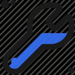 adjust, configure, setup, tool icon