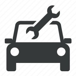 auto, car, industry, mechanic icon
