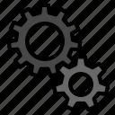 control, gear, settings, setup icon