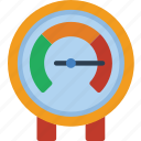 factory, gauge, industrial, machinery, machines, pressure icon