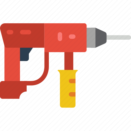 drill, factory, industrial, industry, machinery, machines, manufacture icon