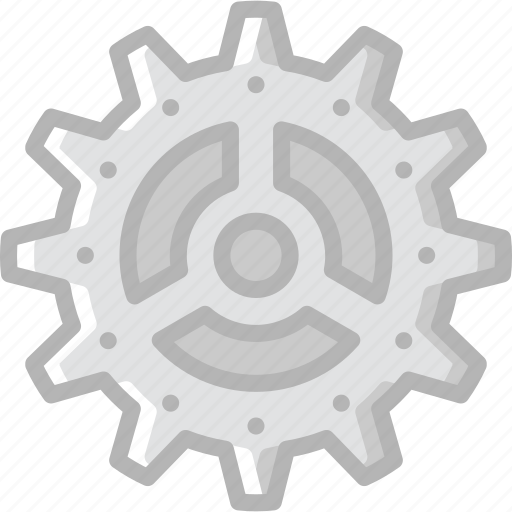 cogs, factory, industrial, industry, machines, manufacture icon