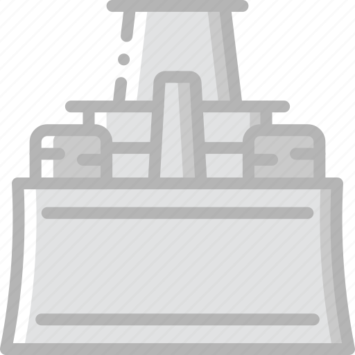 digger, factory, industrial, industry, machines, manufacture icon
