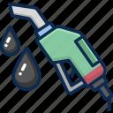 fuel, gas, gasoline, nozzle, oil, petrol, pump