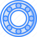 bearing, factory, industrial, industry, machines, manufacture icon