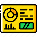 data, factory, industrial, industry, machine, machines, manufacture icon