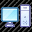 desktop, computer
