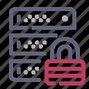 server, lock, protected