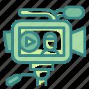 cinema, clip, film, media, movie, play, video