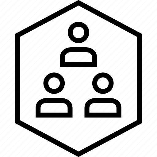 Data, three, users icon - Download on Iconfinder