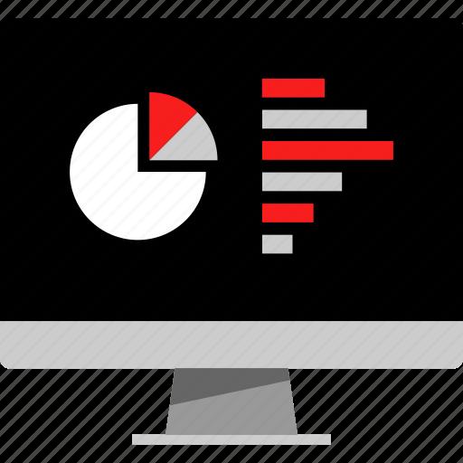 analytics, web, youtube icon