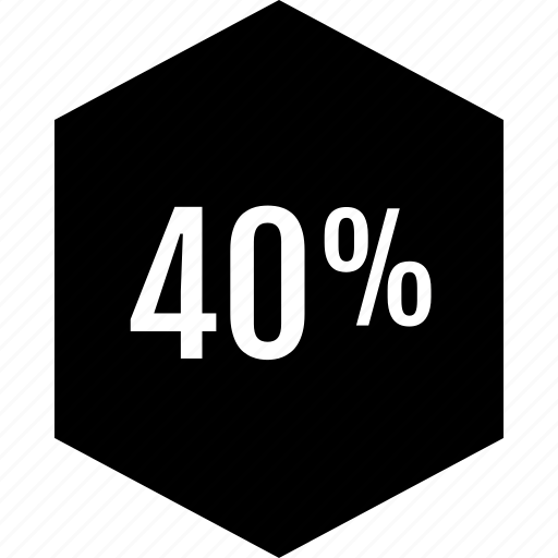 data, fourty, graphics, info icon