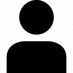 data, graphics, info, one, person, user icon