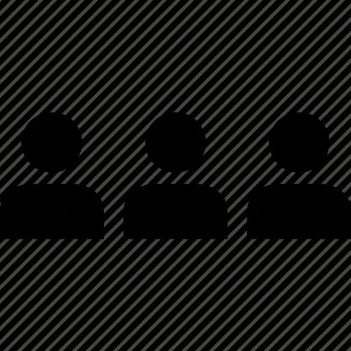 data, graphics, info, person, three, user icon